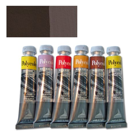 ΧΡΩΜΑ ΑΚΡΥΛΙΚΟ MAIMERI POLYCOLOR 20ml 492 BURNT UMBER
